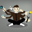 Smartphonegebruik en het verkeer: Kan je brein multitasken?