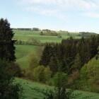 België, aardrijkskundig bezien met drie hoogtegebieden