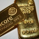 Valsmunterij, onder-karaats goud en valse goudstaven