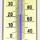 Temperatuur (verschillende schaalverdelingen)