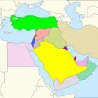 Geografie Israël: nieuwe steden – geografische verdeling