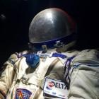 André Kuipers, de Nederlandse astronaut