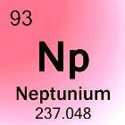 Neptunium: Het element