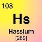 Hassium: het element