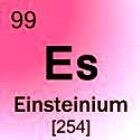 Einsteinium: Het element