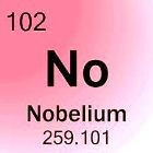 Nobelium: Het element