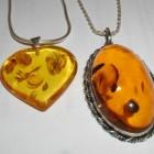 De schoonheid van amber