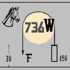 Hoeveel Watt is 1 PK?