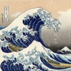 Golven gemaakt door wind, water en schepen
