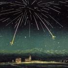 De rampen van de Komeet van Biela