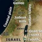 Fysische geografie van Israël: een introductie
