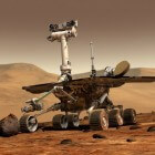 Is er toch leven op Mars?