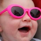 Zonnebrillen voor baby's om bijziendheid te voorkomen