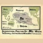 Mu: Het gezonken continent Lemuria