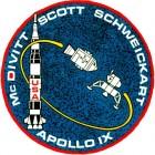 Naar de maan: Apollo 9 oefent met de maanlander