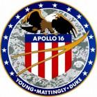 Naar de maan: Apollo 16 landt net naast een krater