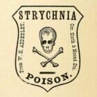 Giftige stof: Strychnine (vergiftiging)