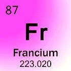 Francium: Het element