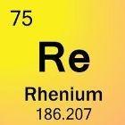 Rhenium: Het element