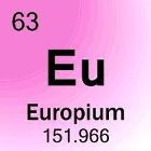 Europium: het element