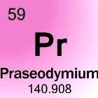 Praseodymium: Het element
