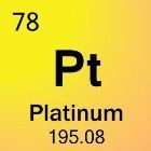 Platina: Het element