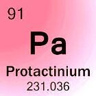 Protactinium: Het element