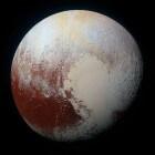 Het zonnestelsel: Pluto