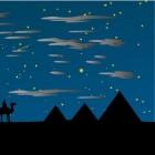 Vallende sterren: de Draconiden-meteorenzwerm in oktober