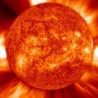 De zon, ster in ons zonnestelsel
