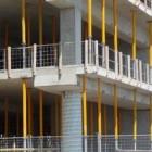 Voordelen van vierzijdig afgedragen gewapende betonvloeren