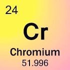 Chroom: Het element