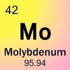 Molybdeen: Het element
