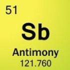 Antimoon: Het element