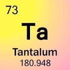 Tantalium: Het element