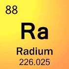 Radium: Het element