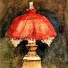 Geschiedenis van de petroleumlamp: licht in huis
