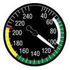 Airspeed Indicator (snelheidsmeter)