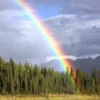 Wat betekent een regenboog? Mythes over de hele wereld