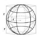 De inhoud van een bol