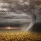 Wat te doen bij een tornado of windhoos?