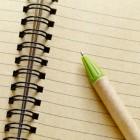 Voorwoord & nawoord schrijven
