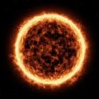 De kern van de zon