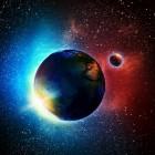 De aarde en het heelal