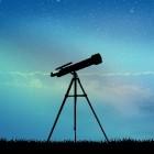 Sterrenbeelden aan de hemel: Orion, Stier, Tweelingen