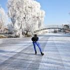 Koudegolf vergroot de kans op de Elfstedentocht in 2013