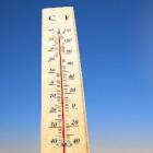 De zeer warme hittegolf van juli 2015
