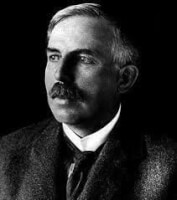 Ernest Rutherford New Zealand 1871- United Kingdom 1937