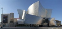 Walt Disney Concert Hall in Los Angeles / Bron: Jjron, Wikimedia Commons (GFDL-1.2)