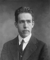 Niels Bohr / Bron: Publiek domein, Wikimedia Commons (PD)